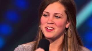 America's Got Talent 2014 Auditions Julia Goodwin