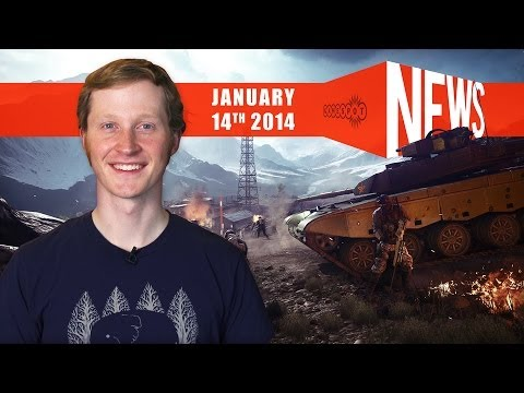 GS Daily News - BF4 Field Repairs, COD Dev Recruitment and Totally Still No Halo Movie