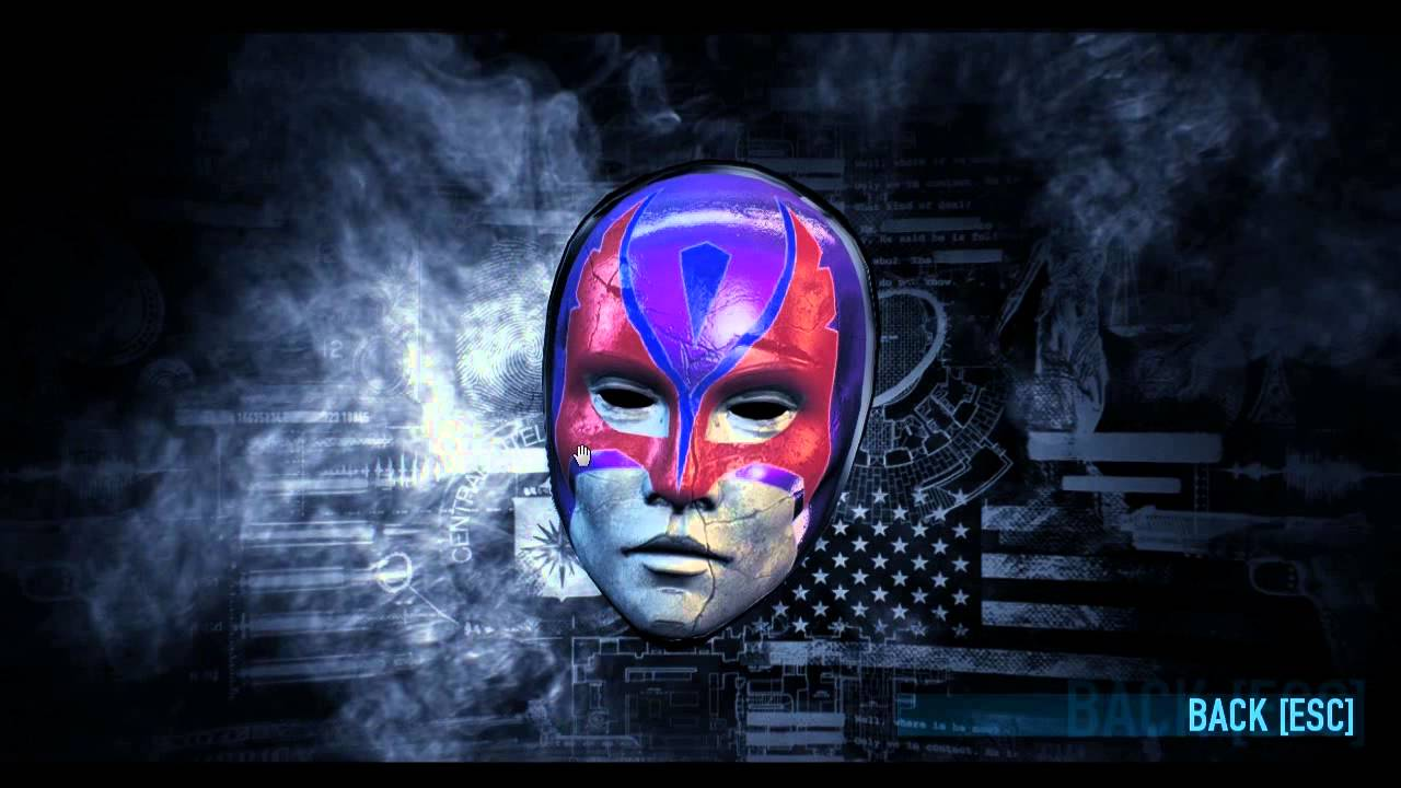 how to buy mask payday 2