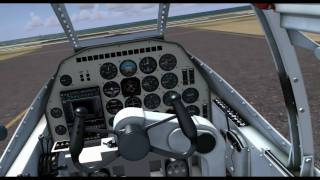 HD: FSX FSD Lockheed P38 Lightning