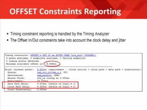 Global Timing Constraints - (Ch 2) -38Px7CmGczo