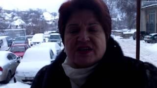 Valentina Buliga nu vrea să fie filmată la Minister