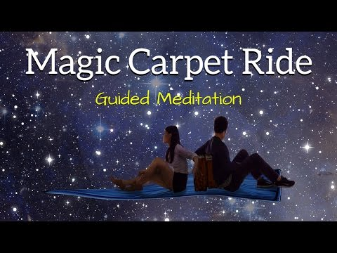 Meditation for Kids | Magic Carpet Ride | Guided Imagery Relaxation
