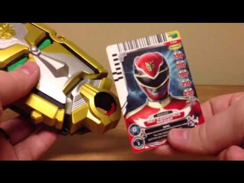 "Power Rangers Megaforce Gosei Morpher ""Review"""
