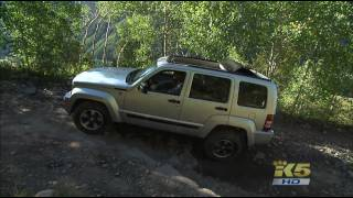 Start Up and Test Drive 2002 Jeep Liberty Limited w/ In Depth Tour, and Exhaust Shot videos