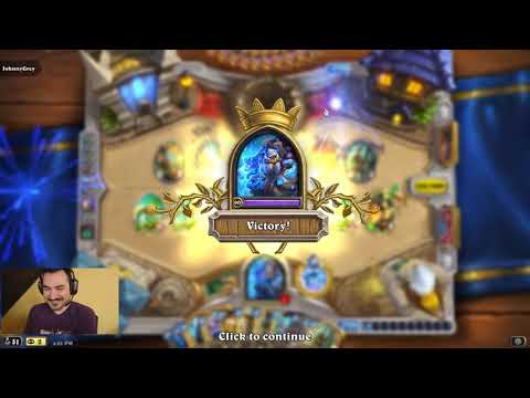 Hearthstone Here Friend, Have My 30 Legendary Deck 1