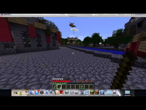 HUNGER GAMES w/ RHINOCRAFT07 DEATHMATCH TEAM