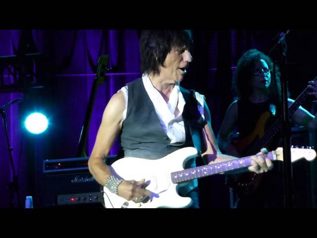 Jeff Beck - Little Wing - St. Augustine, FL 10/03/13