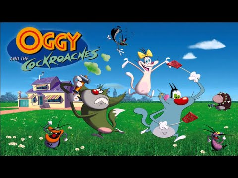 Oggy and the Cockroaches - the best and the funnies episode ever of all time!