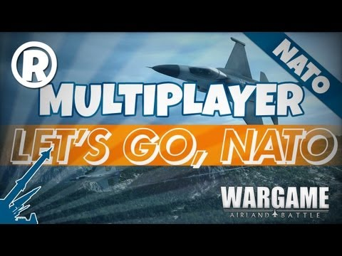 Wargame AirLand Battle BETA! - Let's Go, NATO