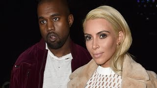 Signs Kim And Kanye Have An Unhappy Marriage