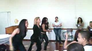 Tia Aline,Tia Monique,E Tia Luma,as panteras ! view on youtube.com tube online.