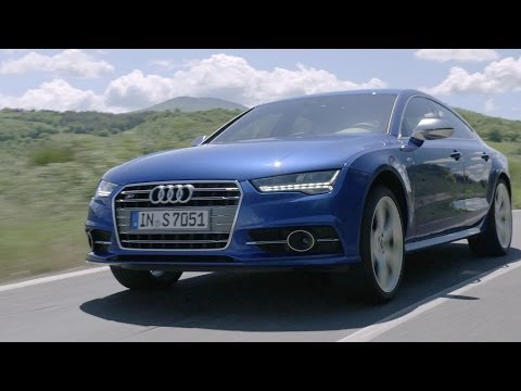 NEW 2015 Audi S7 Sportback - Overview