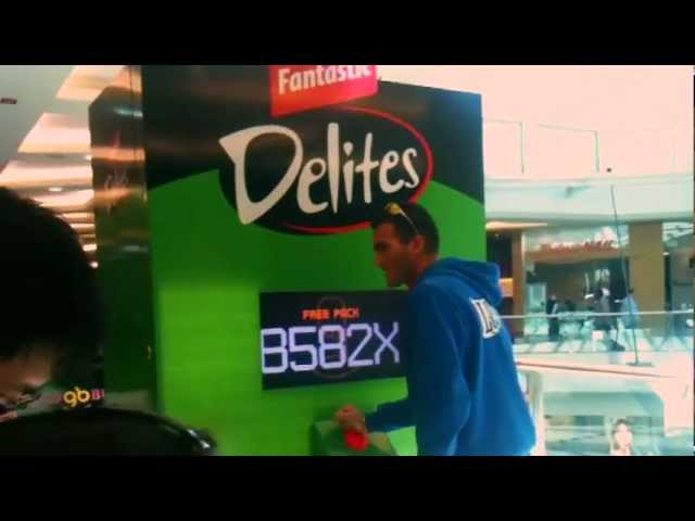 BONUS: Dude does the Delite-o-matic 10,000 times!