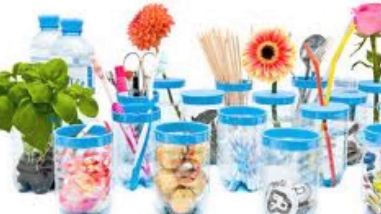 1000 ideas creativas para reciclar botellas de plastico for Ideas para reciclar botellas de vidrio