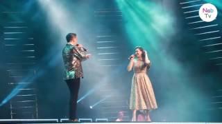Em Nhớ Anh Vô Cùng-Fancam- Hồ Quỳnh Hương ft Đàm Vĩnh Hưng- Làn Sóng xanh (03/01/2017)