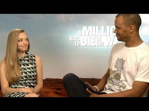 PATZE TALKS: Amanda Seyfried on