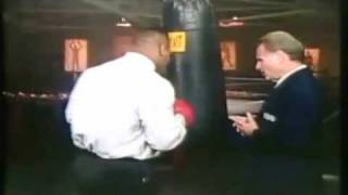 Mike Tyson How To Knock Someone Out!