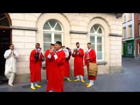 إيقاع مغربي في بلجيكا