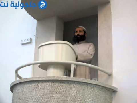 خطبة عيد الاضحى من مسجد ابو بكر الصديق في جلجولية 4/10/14  -