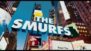 The Smurfs Movie Official Trailer (3D) Online Sa