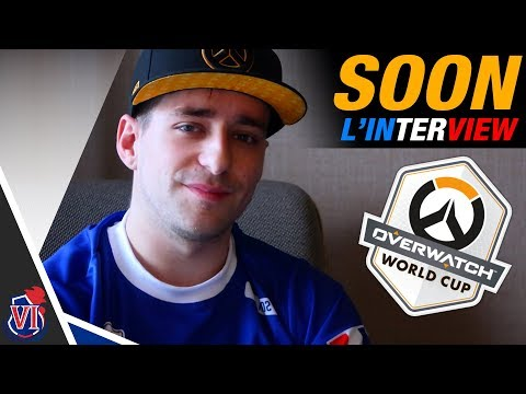 SoOn ► L'Interview du Joueur de l'Équipe de France d'Overwatch 2017