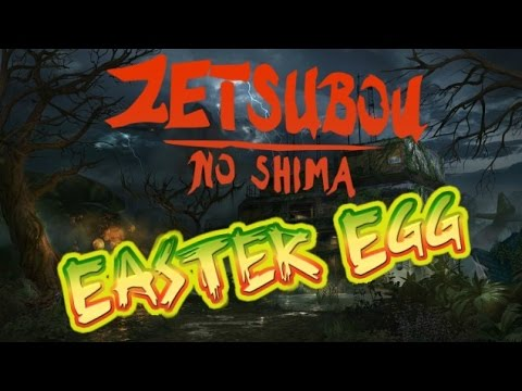 BO3 Zombies DLC2: Zetsubou Easter Egg COMPLETED!
