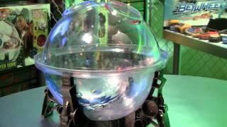 BeyBlade Demo At Hasbro NY Toy Fair 2012 ZooLert