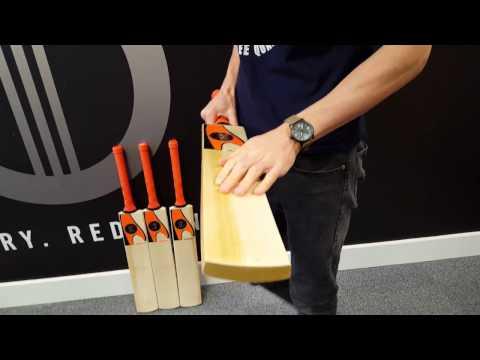 XX Cricket Kumba County Cricket Bat