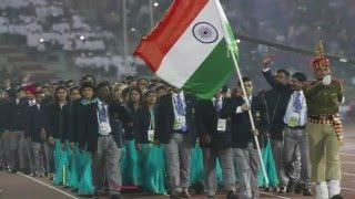 India strikes gold, silver in cycling in South Asian Games