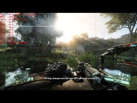 Crysis 3 on Gigabyte GTX 770 Windforce OC