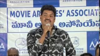 Maa Association Press Meet