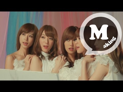 Popu Lady《融化了》MV 拍攝幕後直擊 The Making-of [Melted] Music Video
