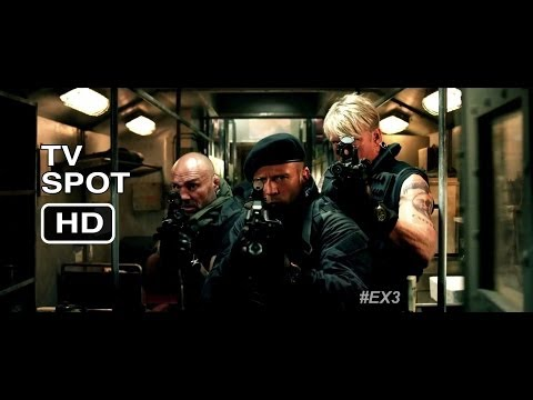 The Expendables 3 - World Cup TV Spot