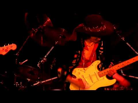 Randy Hansen Band  - Machine Gun - Jimi Hendrix - Part one