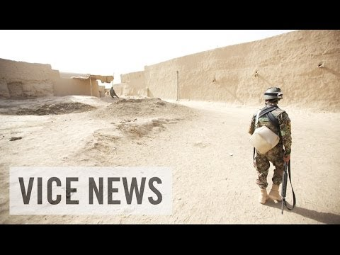 Inside the Afghan National Army (Part 3/5)