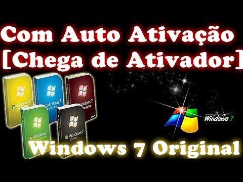 Baixar Windows 7 Todas Versões Original! Português BR