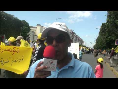 ك د ش بالمحمدية – قطاع سيارات الأجرة الصغيرة يطالب بتحقيق المطالب العادلة لسائقي الطاكسيات