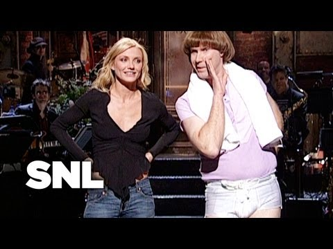 Cameron Diaz Monologue: Butt Choreographer - Saturday Night Live