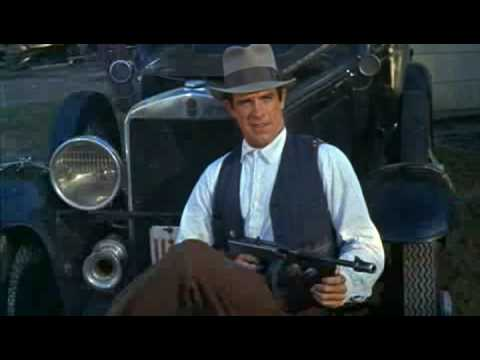 "Tráiler de la película ""Bonnie and Clyde"""