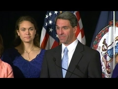 Ken Cuccinelli Concedes Defeat in Virginia Governor's Race