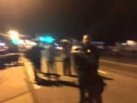 Officer Go Fuck Yourself- Rebelutionary_Z #Ferguson Livestream Clip