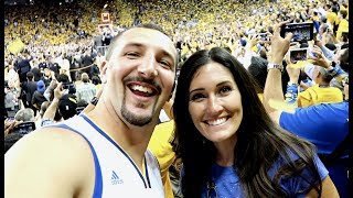 I Went to the NBA Finals Dressed as Klay Thompson