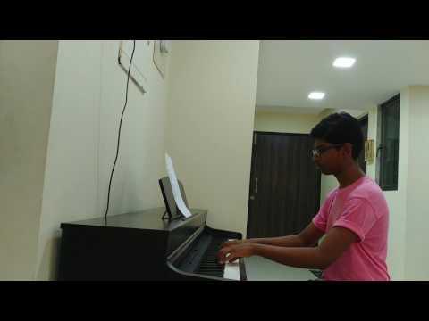 Ennodu Nee Irundal Piano Cover - Anish Sharma