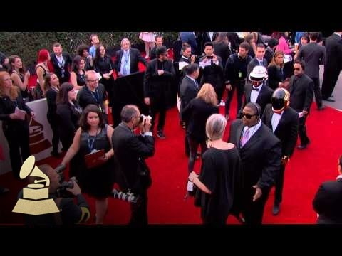 Daft Punk: 56th GRAMMY Limo Cam