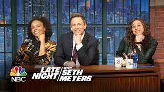 Jokes Seth Can't Tell: Black Brexit, Moonlight