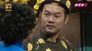 Hài Tết 2016 - Chàng Rể Hotboy [Gala Hài HTV 2]