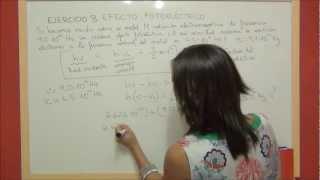 Química práctica. Ejercicio 8 Estructura atómica