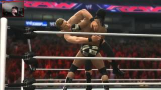 WWE 2K14 Full Gold Rush Tournament Ft. WWE Championship