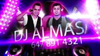 Dj Almas- MegaMix 2014 [Mast Afghan Dance Party Mix]